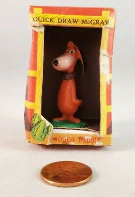 Marx Tinykins Hanna-Barbera Miniatures Doggie Daddy (Hand Painted - 1961)