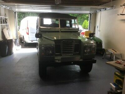 land rover series 3 1971 excellent condition