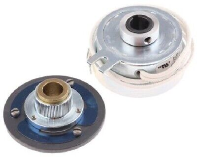 Huco ELECTROMAGNETIC CLUTCH 10mm Bore 2.83Nm 24V DC Shaft Mounting