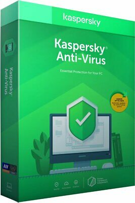 ✅ Kaspersky Antivirus 2020  ✅ 1 Device  ✅  1 Year  FAST DELIVERY