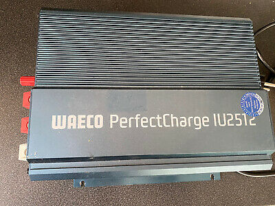 Waeco IU2512 PerfectCharge Model 925-012TC 25 Ampere