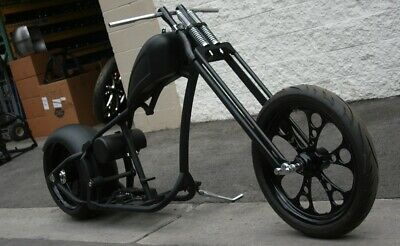 2020 Custom Built Motorcycles Bobber  MMW 8 IS ENOUGH 250 SOFTAIL CHOPPER  MURDERED OUT