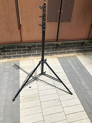 Manfrotto Arri lighting stand - black 004BA #022