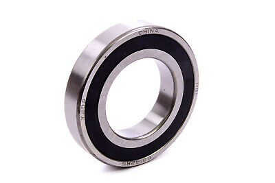 """M and W Aluminum Products 6214-2RS Single Row Birdcage Bearing - 2.750"""" ID"""