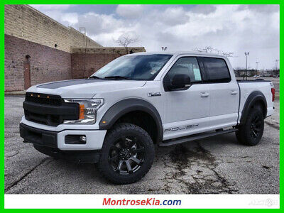 2020 Ford F-150 Roush Off-Road 2020 Roush F-150 Off-Road Fox Suspension Leather Sun Roof Nav