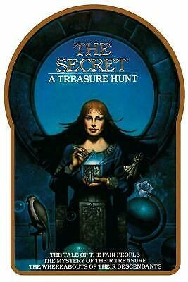 The Secret A Treasure Hunt by Byron Preiss