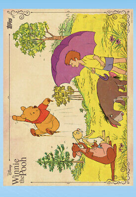 Topps Disney Collect - Winnie the Pooh Vintage Creations - w/Awards *Digital*