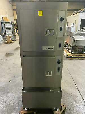 Cleveland 24CEA10 Electric Double Convection Steamer (2014) (Fully Refurbished)