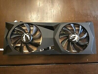 Zotac GEFORCE RTX 2080,2080 TI 2080 super HOUSING ONLY!!!
