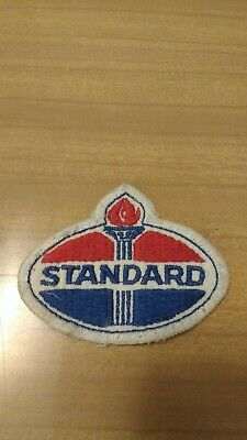 Vintage Small Standard Oil Patch Collectible