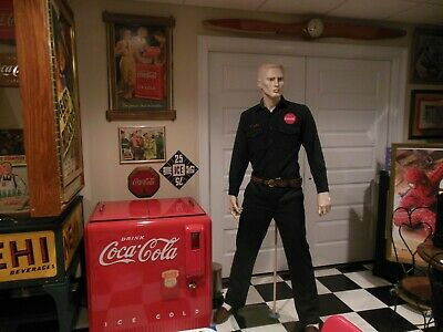 Coca Cola Driver Salesman Uniform Shirt And Pants