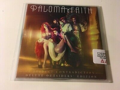 Paloma Faith 2014 PROMO 2x CD A Perfect Contradiction: Deluxe Outsiders' Edition