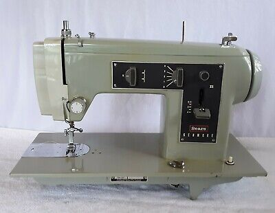 Vintage Kenmore Model 158.331 Sewing Machine Needs Motor And Foot Pedal