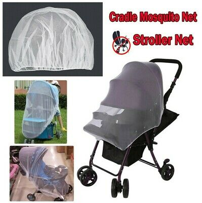 Baby Mosquito Net for Thule jogger Strollers infant Bug Protection Insect Cover
