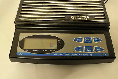 Salter Scales: Model Salter 315 UK Postal Rate Scale