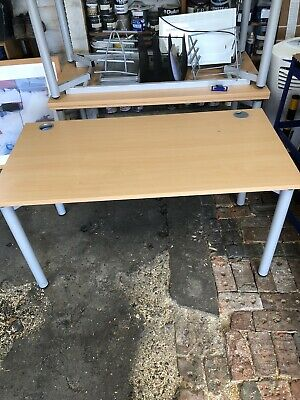 Office Furniture - Desk - (Plus Other Listed Items ) Full Set