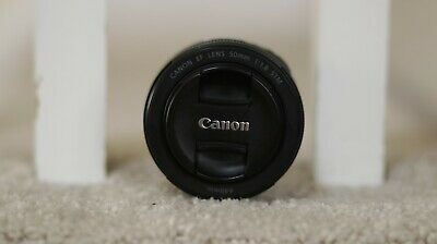 """Canon EF 50mm f/1.8 STM Lens """"Nifty Fifty"""""""
