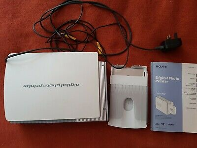SONY DPP-EX50 Digital photo printer.