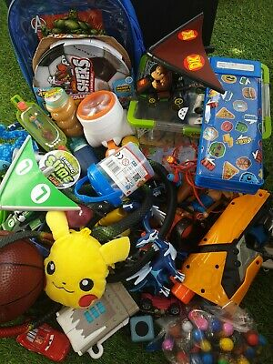 Job lot toys used and explosive science