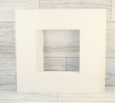Picture Mounts to fit 23x23 Ikea Ribba Frame - Pack of 10