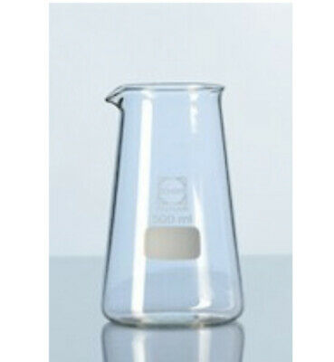 DURAN® Beakers, Philips with spout, 250 ml Pack Of 8