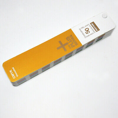 2013 Pantone Process Color Guide CMYK Colors UNCOATED 4 Color Printing
