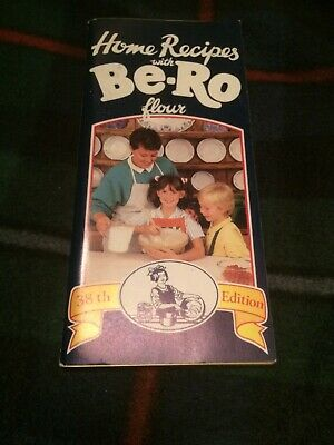 Be-Ro Home Recipes Baking/Cookbook. Thirty-eighth 38th million LIKE NEW