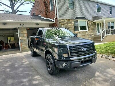 2014 Ford F-150 Tremor Plus Package 2014 Ford F150 Tremor 4x4 - Twin Turbo
