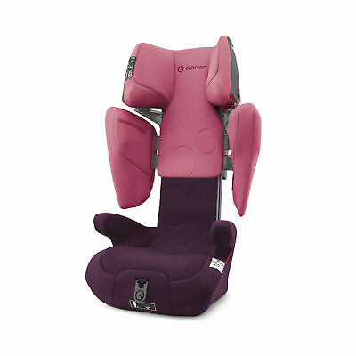 Concord Transformer Tech19 Pink Child Seat Blue (15-36 kg) (33-80 lbs) Germany