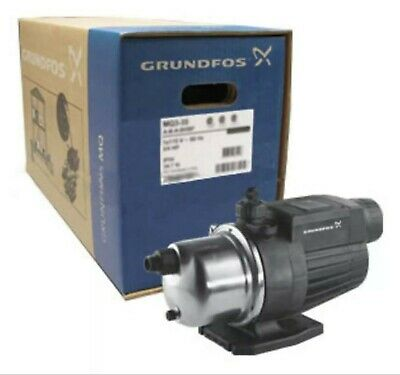 Grundfos mq3-45 115volt Booster water Pump BRAND NEW IN BOX