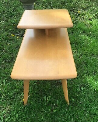 Heywood Wakefield Double Tier End Table