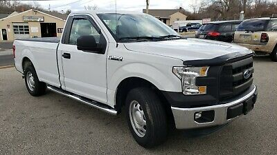 2017 Ford F-150 XL FFV 8' Bed 2017 Ford F-150 XL RWD V6-3.5L FFV Tow ,8' Bed w/cover/liner,very clean,only 55K