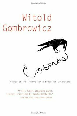 Cosmos Witold Gombrowicz Grove Press / Atlantic Monthly Press 1 Anglais Broche