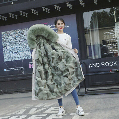 The New Fox Fur Liner Warm Leather Grass Female Coat Pie To Overcome