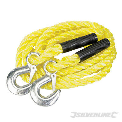 Tow Rope 2 Tonne - TWIN PACK