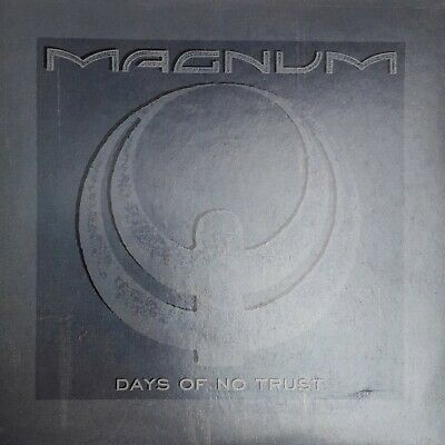 MAGNUM days of no trust cd single 1988 polygram international music b.v