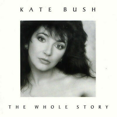 Kate Bush - The Whole Story / Greatest Hits Cd *Brand New & Sealed*