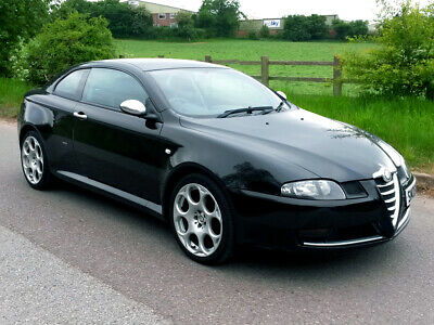 2008 Alfa Romeo Gt 1.9 Jtdm Cloverleaf | Only 65000 Miles | Leather Seats | Bose
