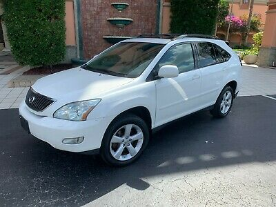 2007 Lexus RX  2007 LEXUS RX 350 4X4 ALL WHEEL DRIVE RUNS AND DRIVES WELL NO RESERVE READY TO !