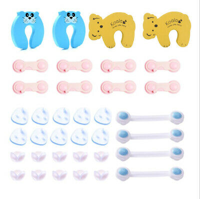 Home Protection Set  48Pcs Safety centre Home Safety baby Proofing Kit