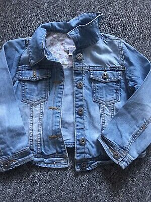 Girls Next Denim Jacket 4-5