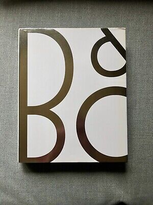 Bang&Olufsen B&O-Buch From Spark to Icon, toller Zustand !