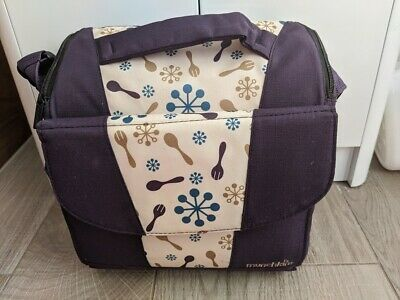 Munchkin Travel Booster Seat/2 Adjustable Height Positions - Purple