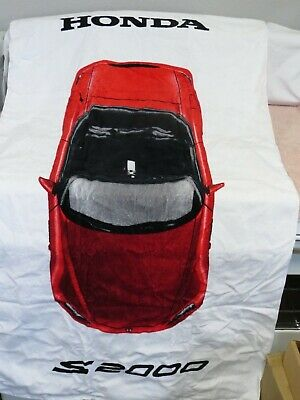 2 - Honda S2000 Beach Towels -- New Old Stock