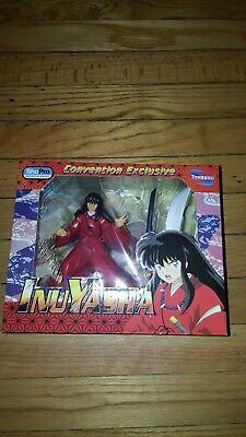 Toynami ShoPro Inuyasha  Convention Exclusive Action Figure #1477/2000