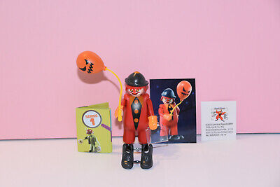 Playmobil 70288 SCOOBY-DOO Mystery Figures Serie 1 Ghost Clown