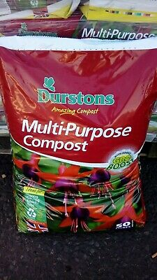 Multi purpose compost 50ltr ****COLLECTION ONLY****