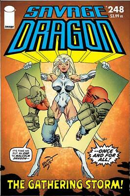Savage Dragon #248 (2020 Image Comics) First Print Larsen Cover