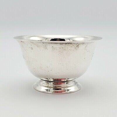 Tiffany & Co Miniature Sterling Silver Bowl