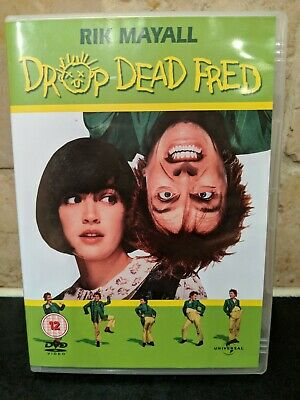 Drop Dead Fred : Cult Comedy Rik Mayall Dvd - In Vgc (Free Uk P&P)